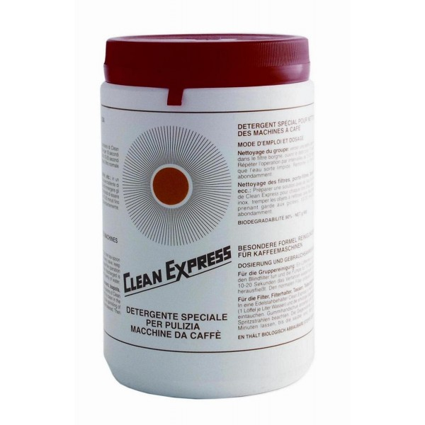 Средство для чистки кофемашины в порошке CLEAN EXPRESS 900гр