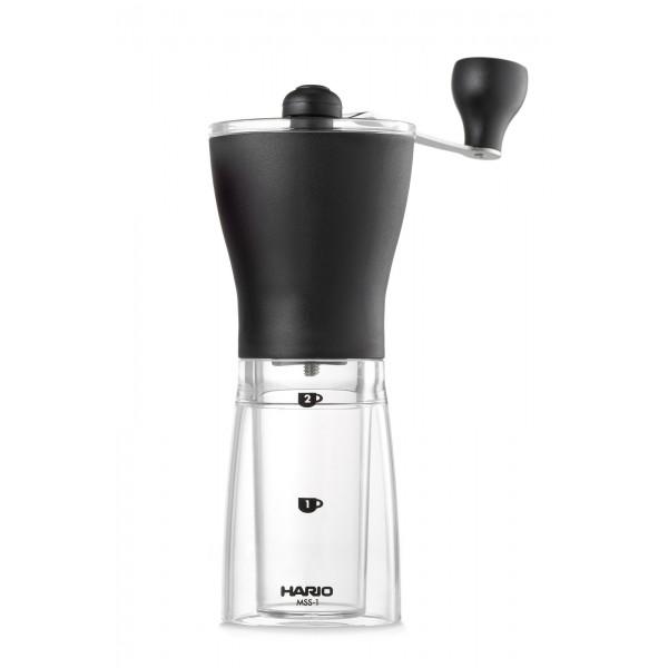 Компактная ручная кофемолка HARIO MINI MILL