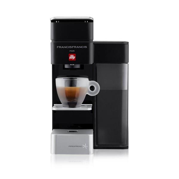 Кофемашина Illy Iperespresso капсульная Y5 Эспрессо и кофе