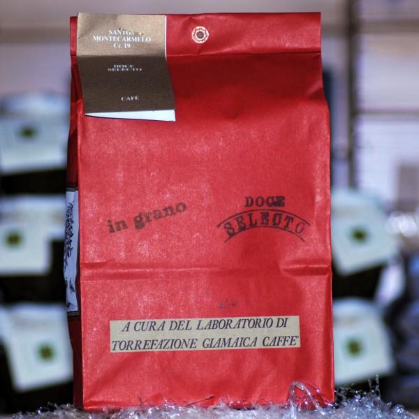 Кофе Giamaica Caffè сорт Santos Doce Selecto в зернах