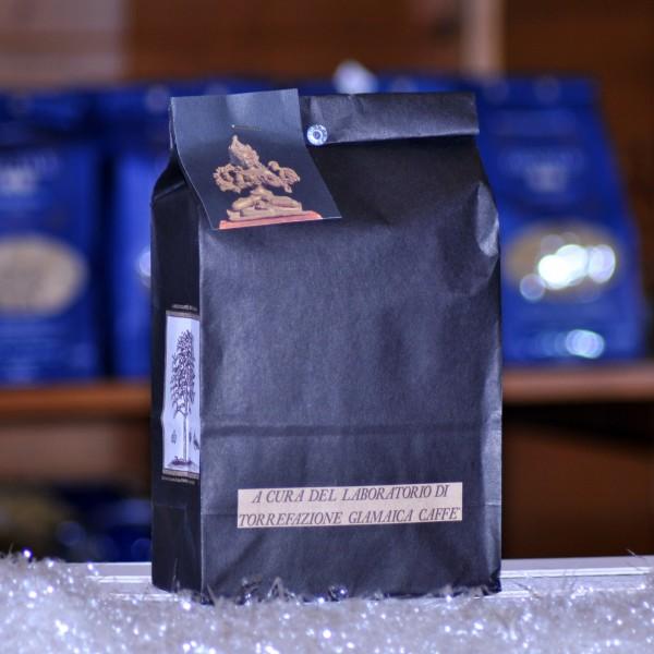 Кофе Giamaica Caffè сорт Chickmagalur Karnataka в зернах