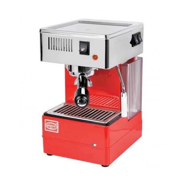 Кофемашина Quick Mill Stretta цвет Красный/Черный